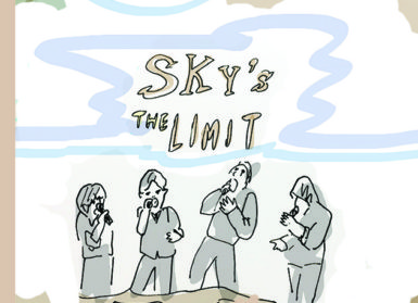 SKYSTHELIMIT